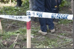0855 jenaproes biro metrop sitio del suceso funcionario detective desaparecido en rinconada de maipu 23-10-2015 lpo