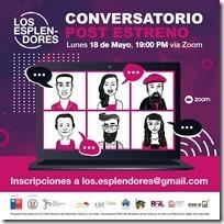 Conversatorio_estreno_LosEsplendores