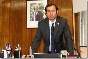 Subsecretario Fernando Arab