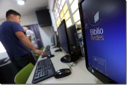 Ministra Valdés inaugura primera biblioteca en Sename de Graneros Fotos: Mario Ruiz