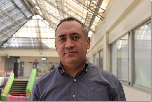 Alejandro Sanhueza foto