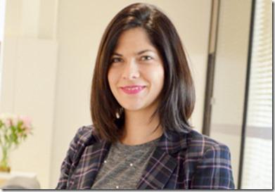 María Victoria Martabit, gerente de Asuntos Corporativos y Desarrollo Sostenible Banco de Chile.1