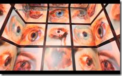 Paisaje de ojos impactados 1